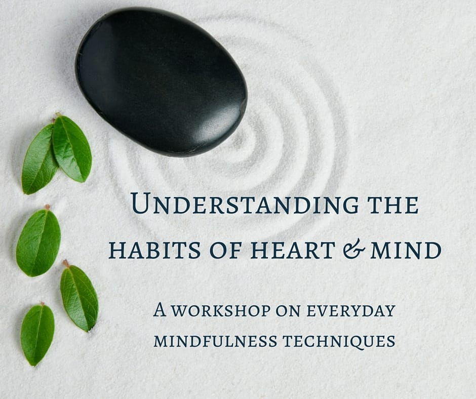 Understanding thehabits of heart & mind (1)